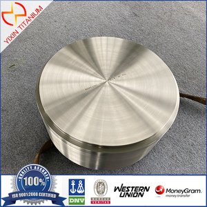Compressor impeller titanium forging