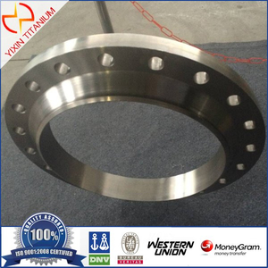 Titanium Pipe Flange For Manhole Flange- AMSE/ANSI B16.47 High Quality WN500
