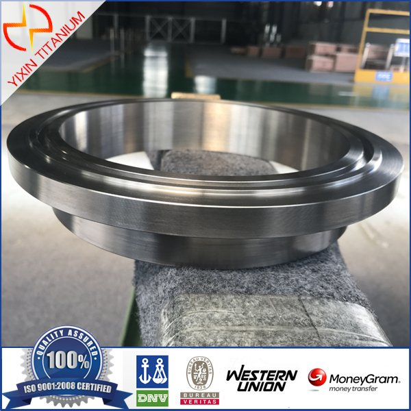 GR5 Titanium Non-standard Forgings As Per ASTM B381