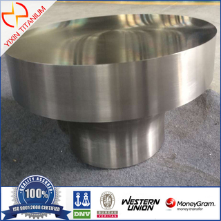 ASTM B381 GR5 Titanium Forgings with Big Size for Industry Using